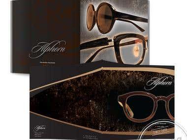 Alphorn Catalogue Design