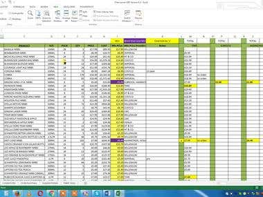 Purchase Order-Excel - YouTube [720p]