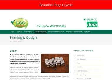 Local Green Guide, UK Website