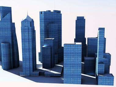 3D Moddeling (Concepts)
