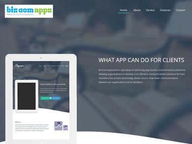 Bizcomm app