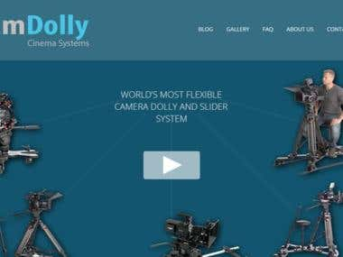 Camdolly Camera Equipments