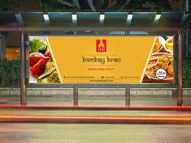 Advertisement design