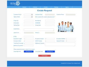 Wayleave Management System