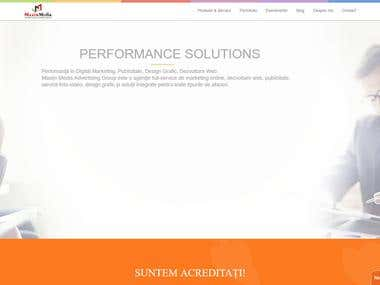 Advertise Website