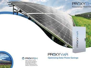 ProxyEM - Brochure Cover