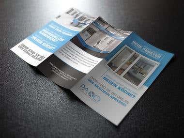 PAXO Brochure Design