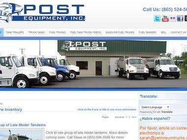 Post Equipment Inc. [PHP]