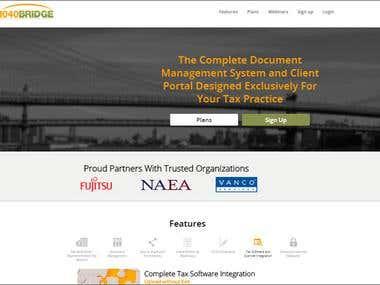 1040Bridge.com - SaaS for Tax Consultants