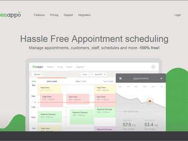 Zenappo - Hassle Free Appointment scheduling