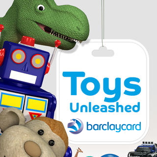Barclaycard Toys