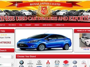 Royal-japancars