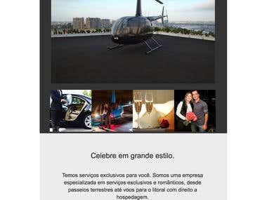 EMAIL MARKETING - ARTFLEX EVENTOS
