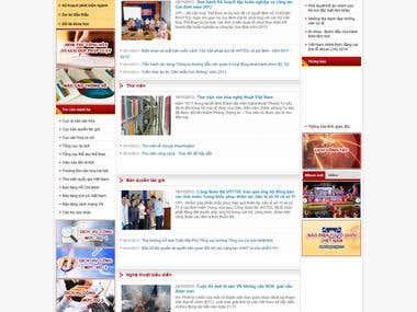 SharePoint Public Website