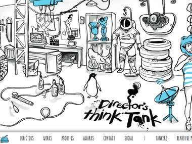The Think Tank Web Design