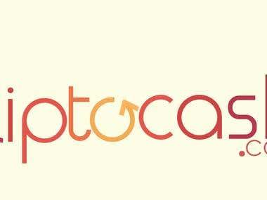 Fliptocash.com Logo Design