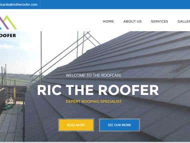 Ric The Roofer (roof construction)