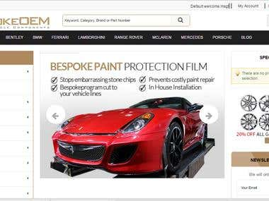 BesPokeOem (luxury vehicle components)