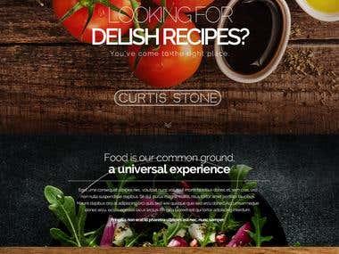 Curtis Stone Web Design