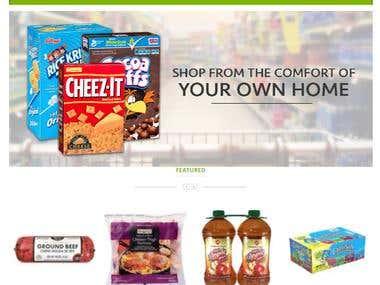 OpenCart Ecommerce Store