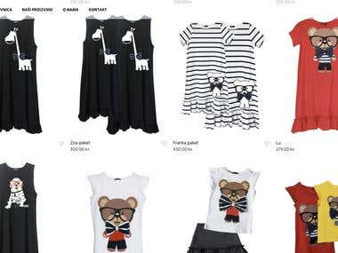 Donnel - textile designer