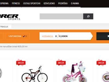 Xplorer Sport brand