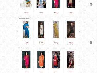 Naaz Online Shopping Portal