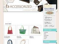 Home goods handbags and accessories