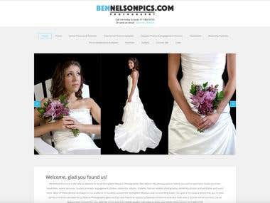 Bennelsonpics.com website