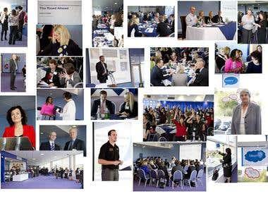 Engagement conferences