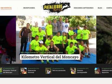 Pataliebre-trail.com