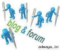 Blog & Forum posting