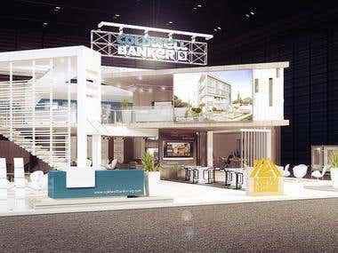 Coldwell Banker Booth Proposal - CityScape 2015