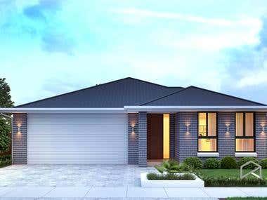Elenora House in Australia