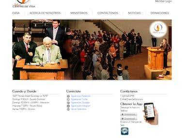 CENTRO Website
