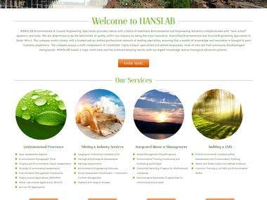 HANSLAB Website