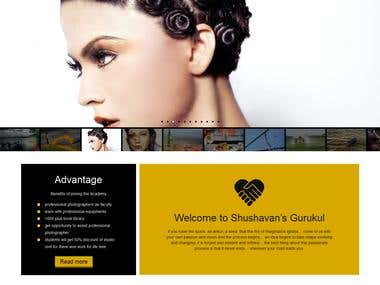 SUSHAVAN's E-commerce Website