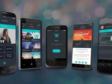 Wurcly App