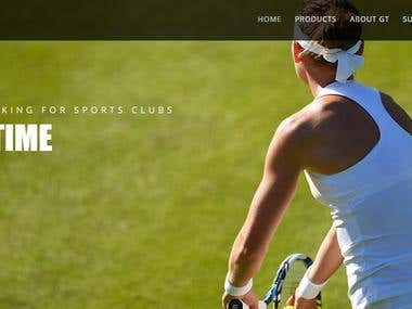 Club Management Portal - PHP Web Application