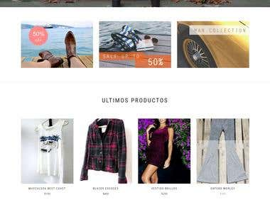 Woocommerce Store  - TresEstrellas.com