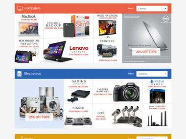 DESIGN MAGENTO STORE FROM SCRATCH