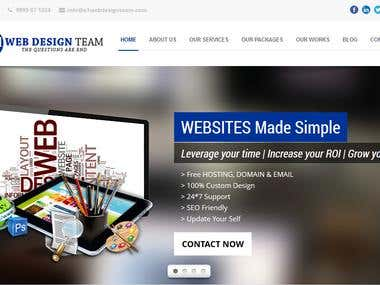 A1 Web Design Team