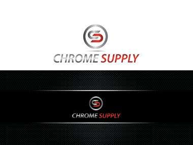 Design a Logo for Chrome Supply $100 USD