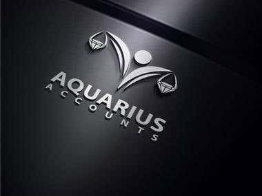 Design a Logo for Aquarius Accounts $200 AUD