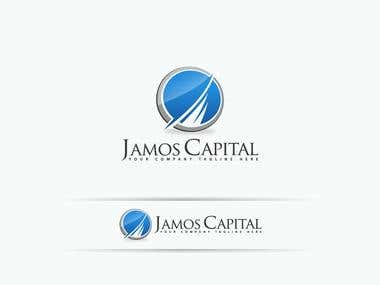 Design a Logo for Jamos Capital