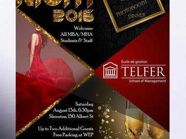 The Gala Night