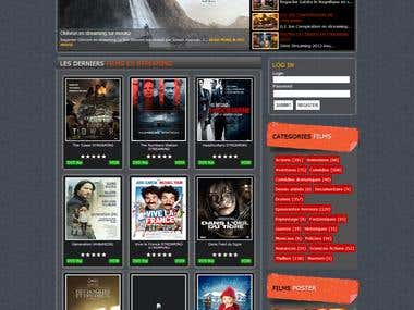 Movie streaming site mookiz