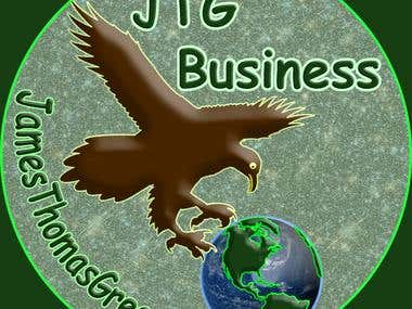 LOGO: JTG Business
