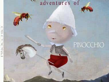 My art - Pinocchio