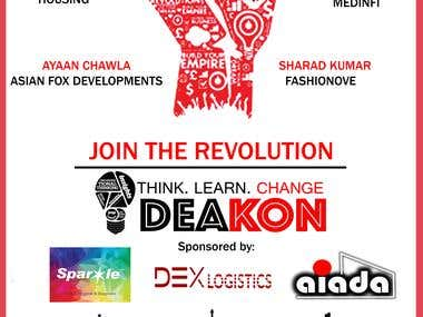 Ideakon, An entrepreneurship event